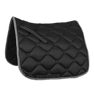 black/grey Waldhausen ESPERIA Saddle Pad