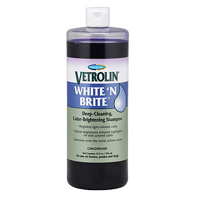 vetrolin white n bright shampoo