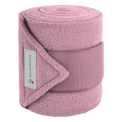 Waldhausen ESPERIA Fleece Bandage-rOSE