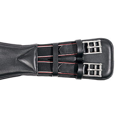 Kavalkade Soft Leather Anatomic Girth with Elastic 14312