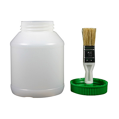 hoof oil jar