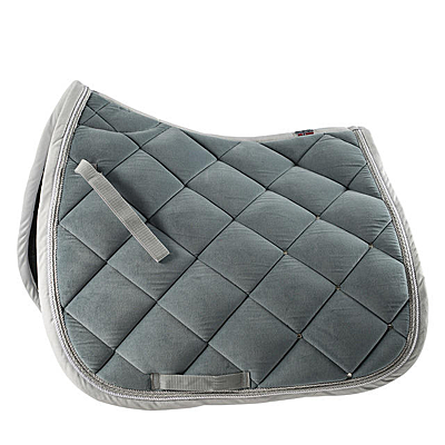B Vertigo Velour Lux Dressage Saddle Pad 17139