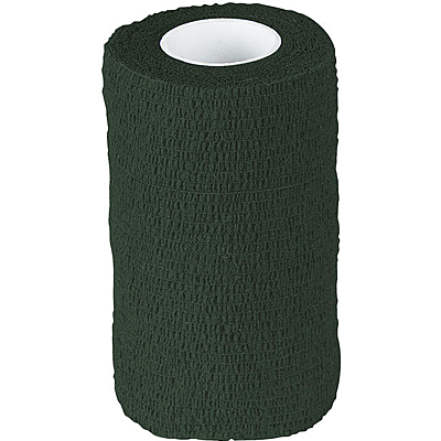 Dark Green Finn-Tack Flex Bandages