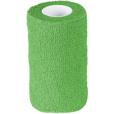 Neon Green Finn-Tack Flex Bandages