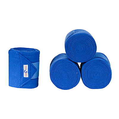B Finntack fleece bandages (4 pcs)