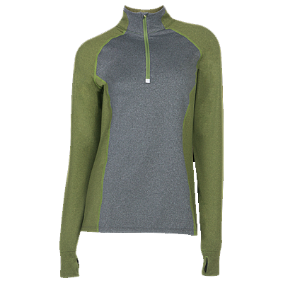 Juniper Noble Outfitters ATHENA QUARTER ZIP