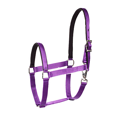 Horze Halter with Lining 22261