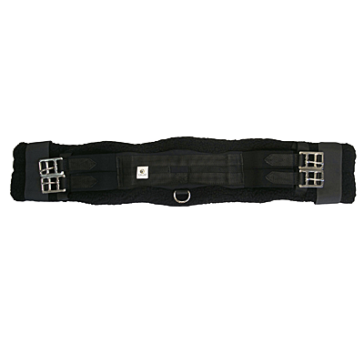 passport contoured dressage girth