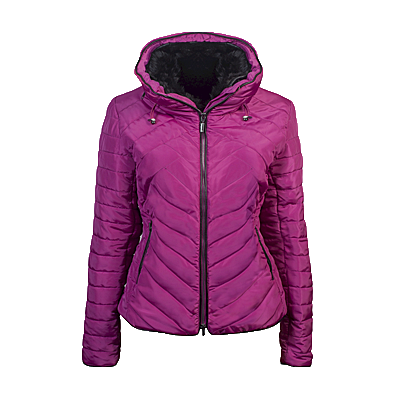 Schockemohle Sports Cherry Ladies Quilted Jacket