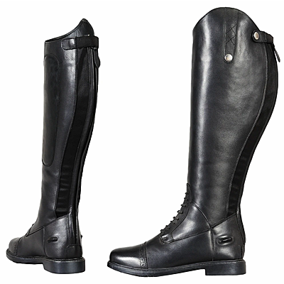 JPC Equestrian Ladies Plus Rider Field Boots