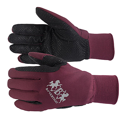 B Vertigo Women's Thermo Riding Gloves