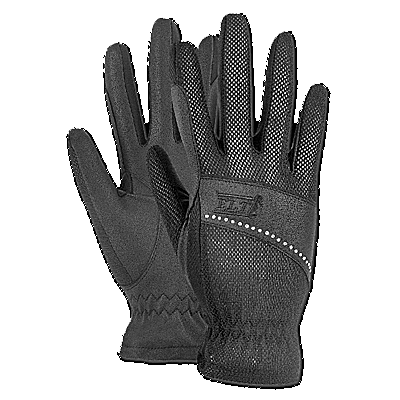 Waldhausen Arosa Riding Gloves - Black