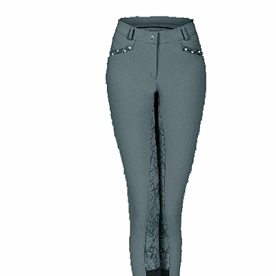 Waldhausen Sage Green Vienna Full Seat Breeches