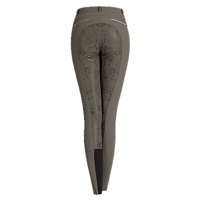 taupe Waldhausen Full Seat Breeches Vienna