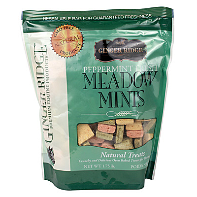 Ginger Ridge Horse Treats - meadow mints