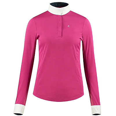 Horze Blaire Women's Long-Sleeved Functional Show Shirt