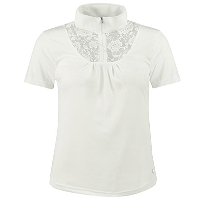 Horze Women's Lace-Detail Show Shirt 33324