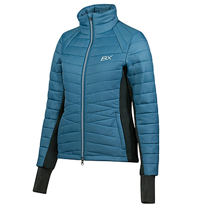 B Vertigo BVX Roxy Women's Light Quilted Jacket