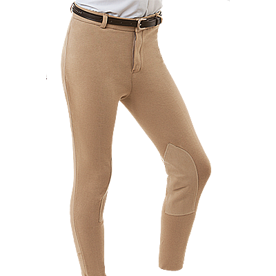 Royal Highness Equestrian Children Low Rise Cotton Breech – 347030