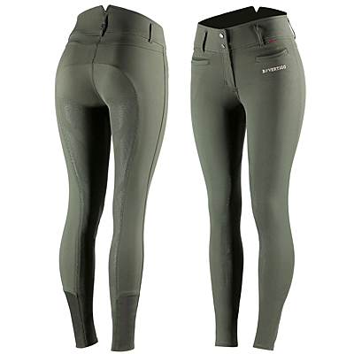 Forrest Night Green B Vertigo Tiffany Women's Silicon Full Seat Breech