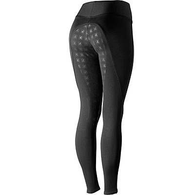 Horze Juliet Women's Hyper Flex Tights, Full Seat