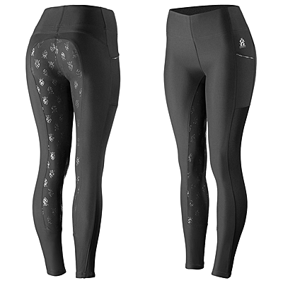 Horze Leah Women's UV Pro Summer Riding Tights 36219