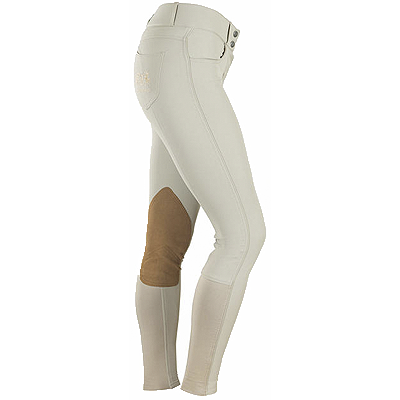 B Vertigo Kimberley Show Knee Patch Breeches 36223