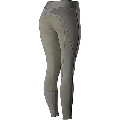 Horze Active Women's Full-Seat Winter Tights