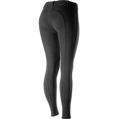 Horze Ella women's Pull-On Knee Patch Breeches