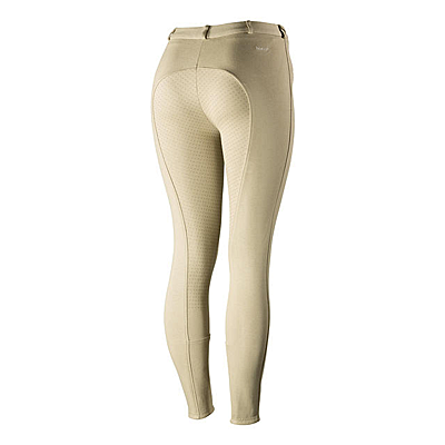 Horze Women's Active Silicone Grip Full Seat Breeches 36277