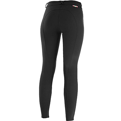 Horze Grand Prix Women's Leather Knee Patch Breeches