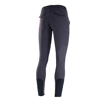 B Vertigo Sander Men's Self Knee Patch Breeches 36305