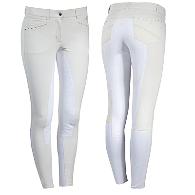 B Vertigo Olivia Luxury Women's Full Seat Breeches 36317