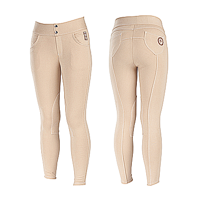 Horze Spirit Paige Children's Pull-on Breeches – 36493