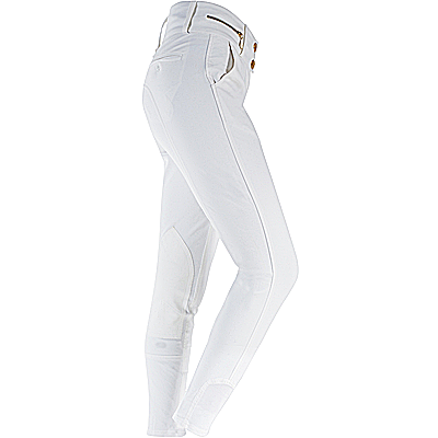 Horze RHONA Women's Euroseat Kneepatch Breeches - 36563