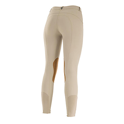 B Vertigo Melissa Women's Leather Knee Patch Breeches 36587