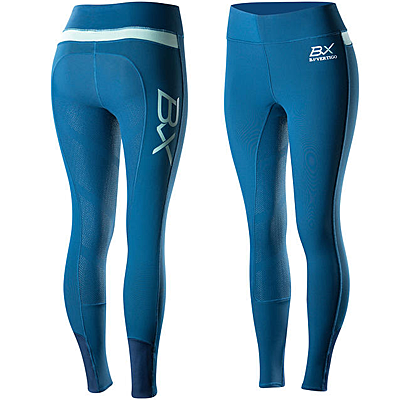 B Vertigo BVX Beatrix Women's Riding Stretch Tights, Full Seat