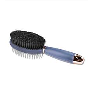 Waldhausen Double Brush with Gel Handle
