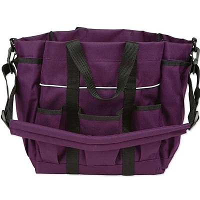 Purple Roma Deluxe Grooming Tote