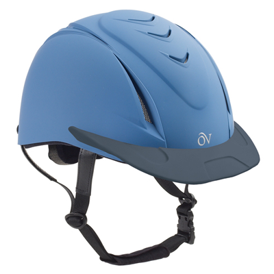 light blue schooler helmet