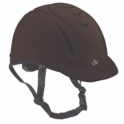 brown schooler helmet