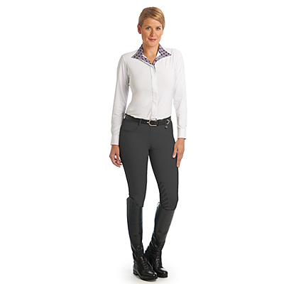 black ovation aqua breech