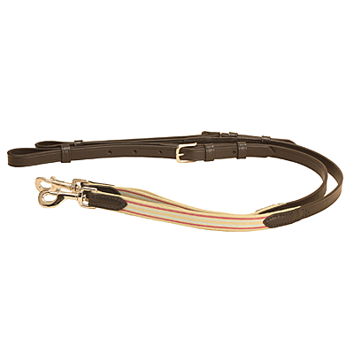 Tory Leather Products Elastic Side Reins