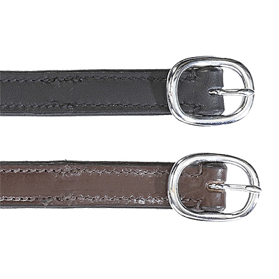 Kavalkade Leather Spur Straps