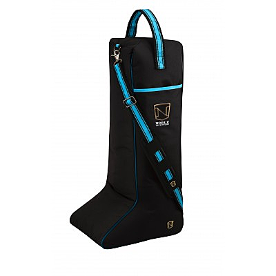 noble outfitters just for kicks boot bag - turquoise