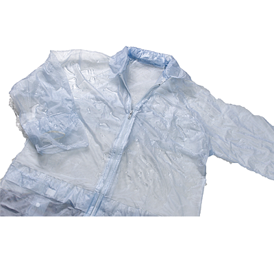 Equi-Star™ PVC   Hooded Rain Coat