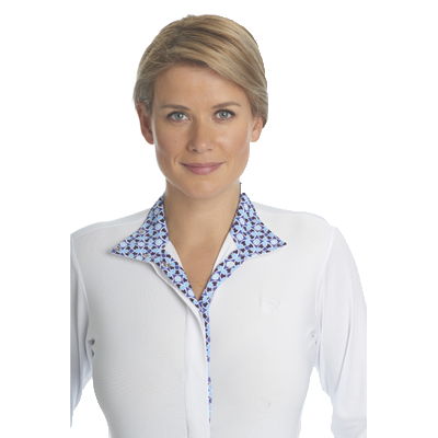 Ovation® Jorden Ladies' Tech Show Shirt 469609