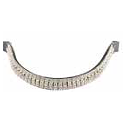 Horze Crystal Browband CP1000 BL/SI Horse
