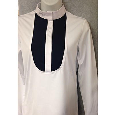 b6da42df Anna Scarpati Fris Long Sleeve Dressage Shirt