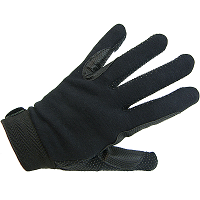 Heavy Weight Pimple Glove back